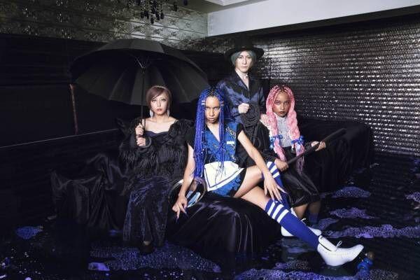 女王蜂の新アルバム『BL』全曲完全新録、向井理主演ドラマのオープニング曲が先行配信