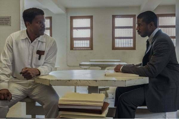 """映画『黒い司法 0%からの奇跡』弁護士ブライアン・スティーブンソンによる""""奇跡の実話""""を描く"""