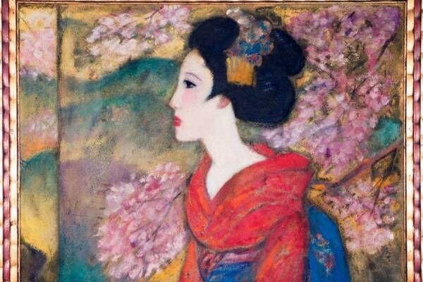 展覧会「生誕135年 竹久夢二展」京都・横浜・大阪・日本橋の髙島屋で、厳選約150作品を集積