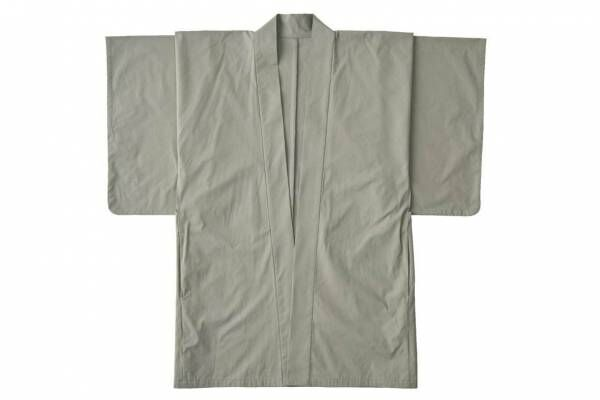 和装ブランド「和ローブ」春の新作アイテム、半纏のように仕立てたワイシャツや羽織コートなど