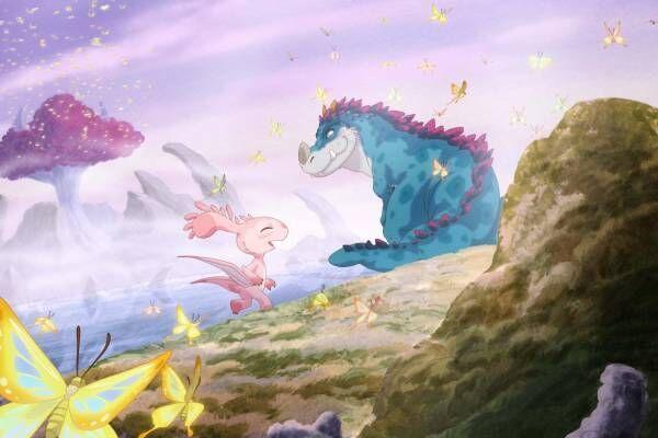 アニメ映画『さよなら、ティラノ』人気絵本「ずっとずっといっしょだよ」が原作、音楽に坂本龍一