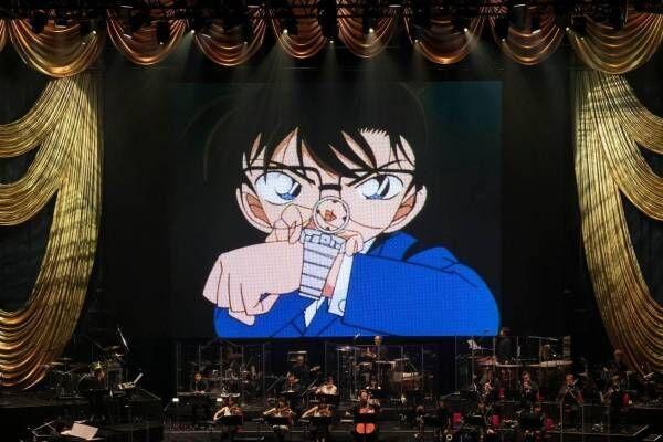 「名探偵コナン スペシャル・コンサート2020」横浜・名古屋・大阪で開催、オリジナルグッズも