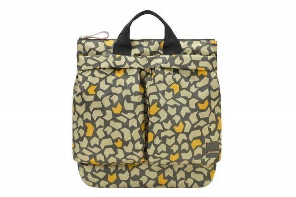 マルニ×ポーターの新作、バックパックに変形する3WAYショルダーバッグやミニ財布など