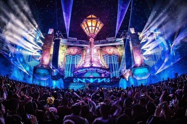 【開催中止】EDMフェス「デイドリーム フェスティバル ジャパン」三重・長島で、世界的DJ陣×超巨大ステージ