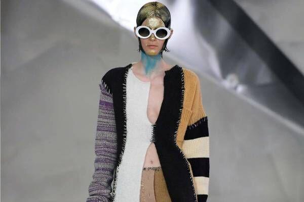 マルニ 2020年秋冬ウィメンズコレクション - 「不思議の国のアリス」の世界でタイムトラベル