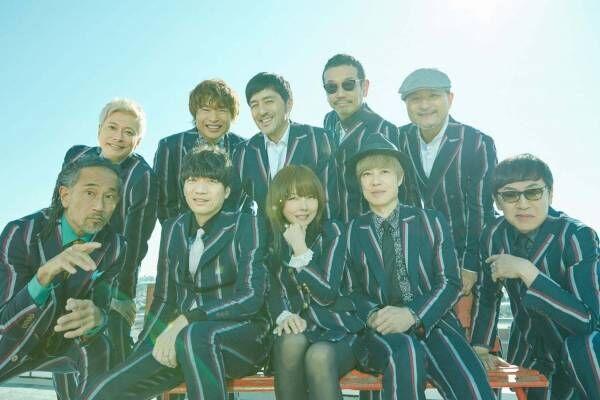 東京スカパラダイスオーケストラ新ベストアルバム、aikoとのコラボ曲も - ジャケットは大友克洋担当