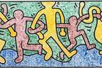 """「キース・ヘリング:エンドレス」展が山梨で、最晩年の""""祭壇画""""彫刻や壁画作品を展示"""