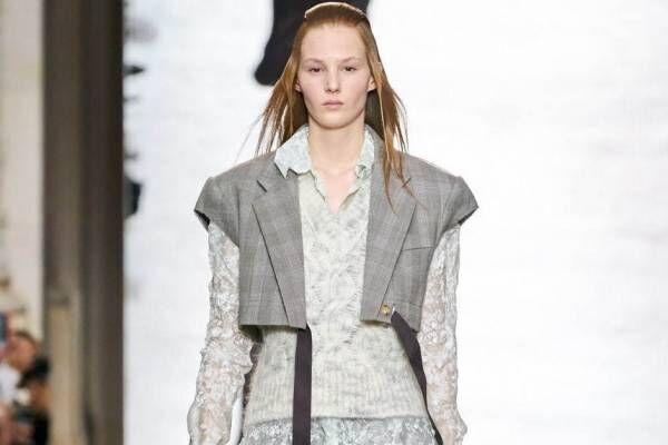 ニナ リッチ2020年秋冬コレクション - レイヤードで作るフェミニンな装い