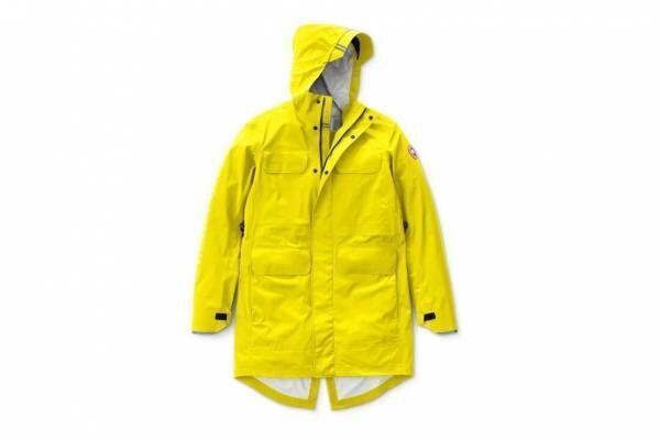 カナダグースの春レインアウター&ダウン、豪雨に強い超軽量防水コートやパッカブルダウンジャケット