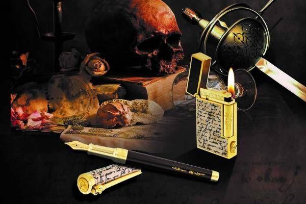 エス・テー・デュポンから「シェイクスピア」着想のペン&ライター、新作「スウォード」発売も