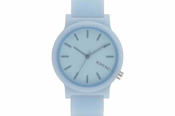 コモノの20年春夏新作腕時計&サングラス、スケボーチーム着想のくすんだカラーを取り入れて