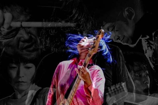【公演中止】ZAZEN BOYSとNUMBER GIRLのツーマンライブ、日比谷野外大音楽堂で開催