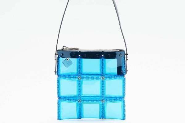 透け感カラフルバッグがステュディオスに、バオ バオ イッセイ ミヤケを手掛けた松村光がデザイン