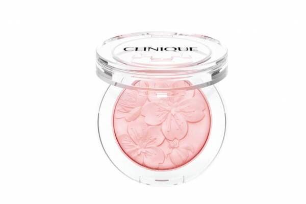 """クリニーク""""桜モチーフ""""のチーク、バレリーナのチュチュのような桜ピンクが限定復刻"""