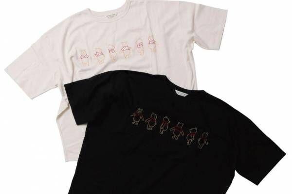 """ビューティフルピープル""""くまのプーさん""""Tシャツが伊勢丹新宿で、バンド""""スマパン""""コラボアイテムも"""