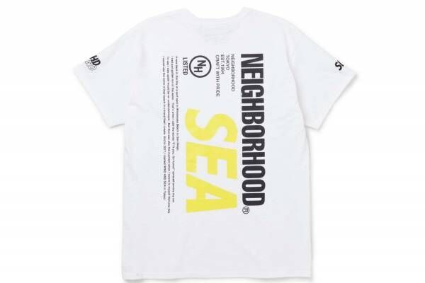 ネイバーフッド×ウィンダンシー - ロゴフーディーやTシャツ、ヴィンテージ加工のデニムジャケットも