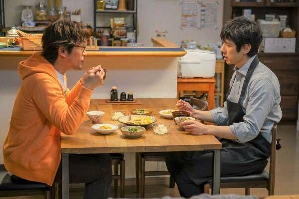 劇場版『きのう何食べた?』西島秀俊×内野聖陽ドラマ版から続投で映画化、男2人暮らしの心温まる日常