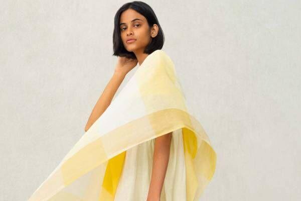 ユニクロ×リナ・シン「クルタ・コレクション」インドの伝統服がベース、カラフルなドレスや綿麻シャツ