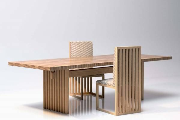 アルマーニ / カーザの新作家具・インテリア、映画女優にオマージュしたソファや幾何学模様のテーブル