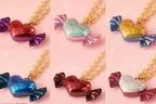 「Q-pot.×美少女戦士セーラームーン」キャンディーネックレスやダイアナのマカロンリング