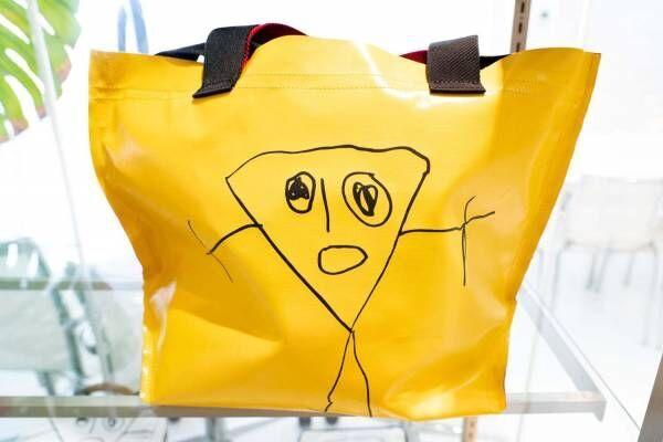 """プラン シー""""デザイナーの娘が描く""""イラスト入り新作バッグ、巾着タイプ&キルティング素材など"""