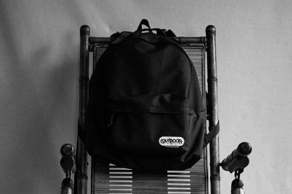 ネクサスセブン × アウトドアプロダクツのバックパック、ヴィンテージのミリタリーバッグがモチーフ