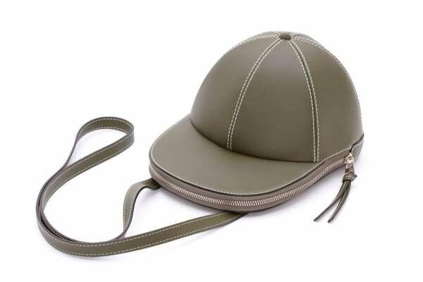 """ジェイ ダブリュー アンダーソン新作バッグ、""""野球キャップ型""""バッグやチェーンを配したショルダー"""