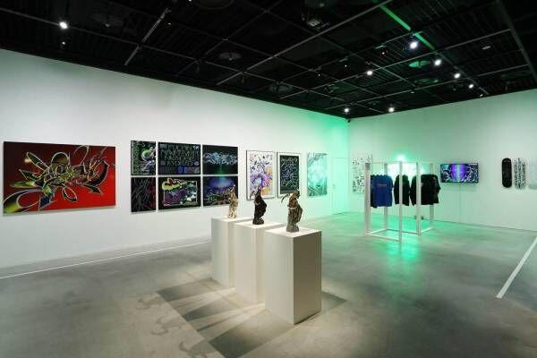 グラフィックデザイナー「グッチメイズ」初の個展、渋谷・ディーゼルアートギャラリーで開催