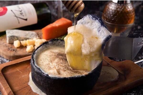 チーズと生はちみつ専門店「ベーネ」名古屋にオープン、国産生はちみつ&チーズ食べ放題メニューなど