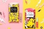 ピカチュウモチーフの「スカルプDのまつ毛美容液」ポケモンデザイン限定発売