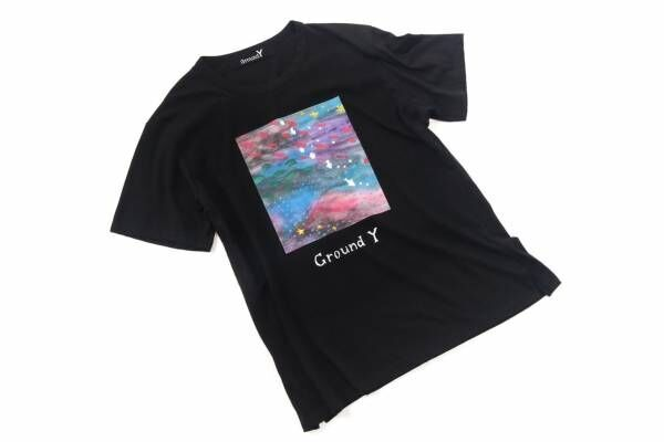"""Ground Y""""夢の中""""などのイラストを施したTシャツ、深川麻衣の描き下ろし"""