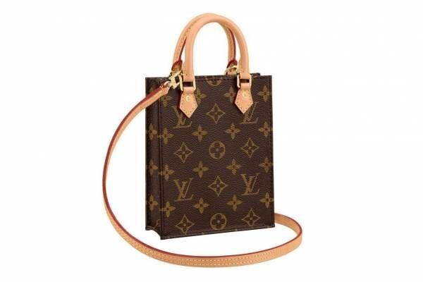 ルイ・ヴィトンの新作レザーアイテム、モノグラム&ダミエ柄の2WAYバッグや財布など
