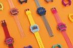 イタリア発カラフルウォッチ「アイアム」ポップなデザイン腕時計がラフォーレ原宿に集結