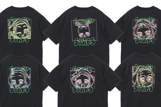 コンバース スターズ×おジャ魔女どれみ、描き下ろしイラストTシャツ&魔法のようなギミックソックス