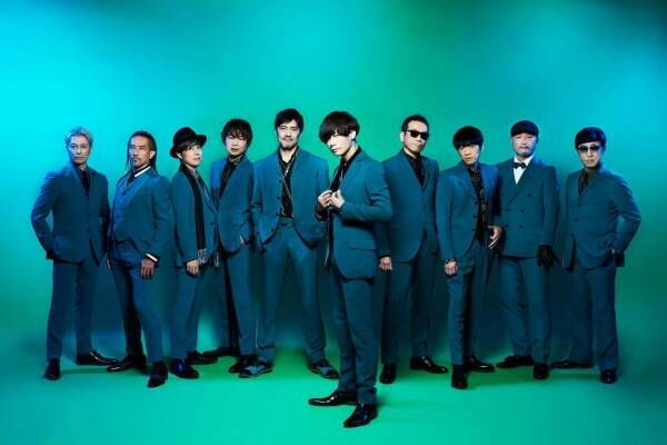 東京スカパラ、新曲は[Alexandros]川上洋平とコラボ -『仮面ライダーセイバー』主題歌