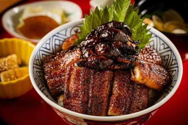 「炭焼き うな富士」名古屋でビブグルマン獲得の鰻屋が東京初上陸、日比谷の高架下商業施設にオープン