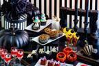 ANAクラウンプラザホテル大阪でハロウィンスイーツブッフェ、モンスターのカラフルカップケーキなど