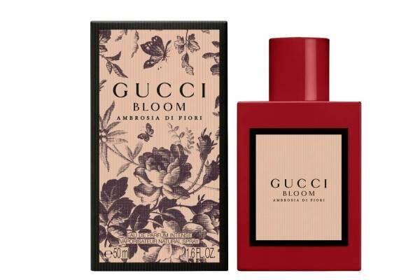 """グッチのクリスマス限定フレグランス、""""希少な花々""""が花開く優雅で女性らしい香り"""