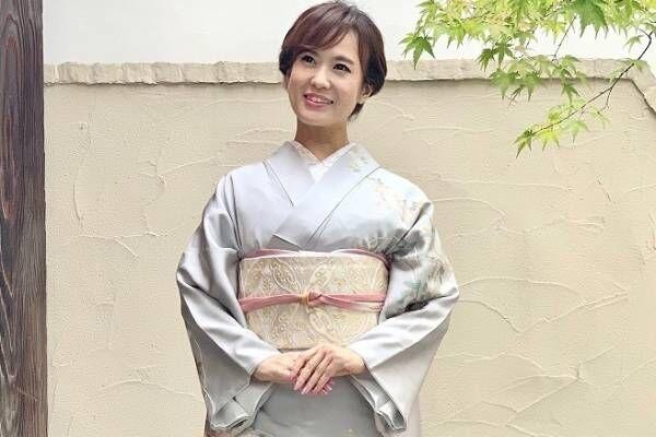 1人で着られる三部式着物「ドリッコきもの」京都高島屋で、3つのパーツに分かれる訪問着や振袖