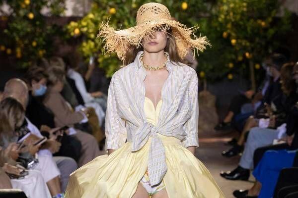エトロ 2021年春夏ウィメンズコレクション - イタリアの永遠の夏、フレッシュなムードを感じて