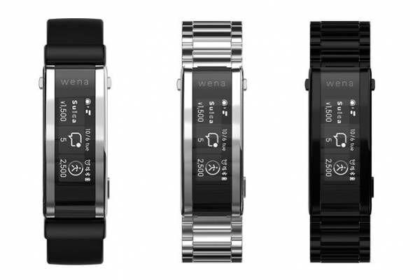 ソニーの新型スマートウォッチ「wena 3」Suica&Alexaに対応、活動ログ機能も