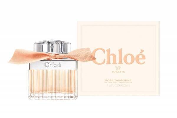 クロエの新作香水「ローズ タンジェリン」鮮やかにバラが香りたつフルーティ フローラル