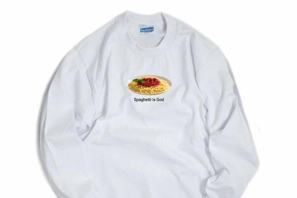 """エフィレボルからショートケーキなど""""フード""""Tシャツ&エコバッグ、新ライン「フードコート」から"""