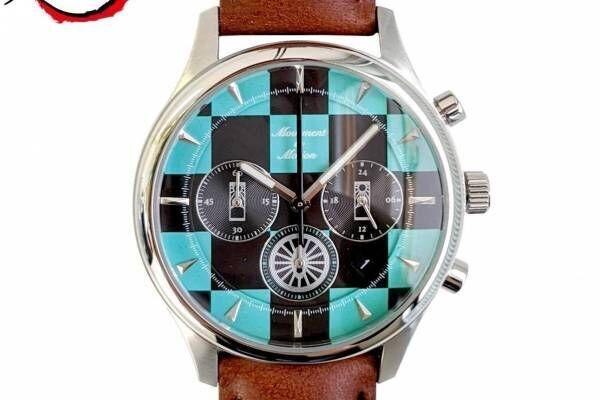 アニメ「鬼滅の刃」の腕時計、炭治郎や禰豆子・善逸らをモチーフに - チックタックとコラボ