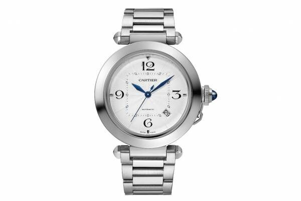 カルティエの腕時計「パシャ ドゥ カルティエ」に新作、常田大希や野田洋次郎らモデル起用