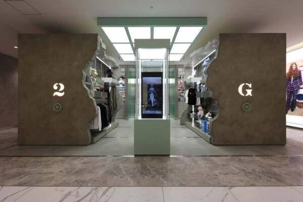「2G OSAKA」心斎橋パルコに誕生、アートトイ×ギャラリー×コンセプトショップ融合の新形態