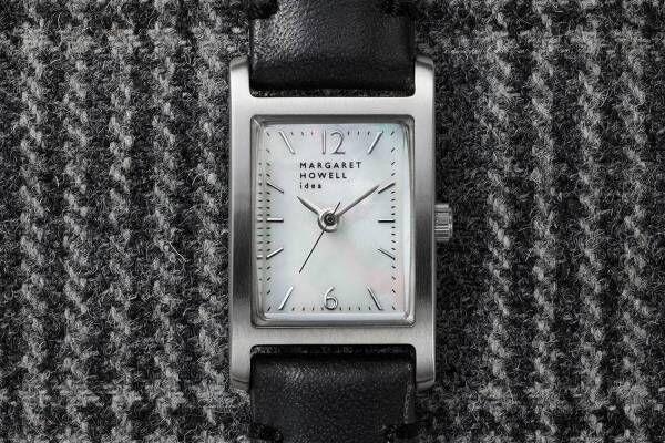 マーガレット・ハウエル アイデアの新作腕時計、25周年記念で初期モデルのデザインを復刻