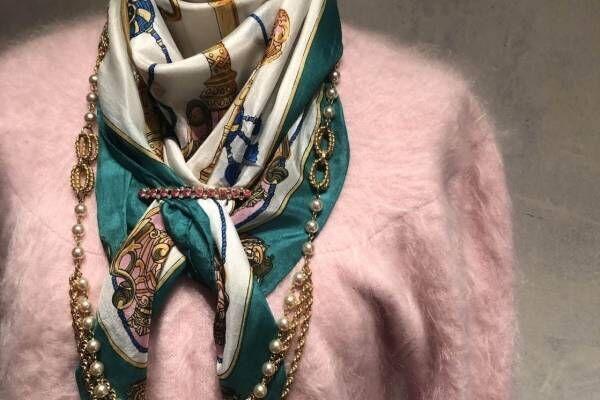 ルール ロジェットのアトリエでショッピングイベント、デザイナー買付のヴィンテージ&限定ドレスも