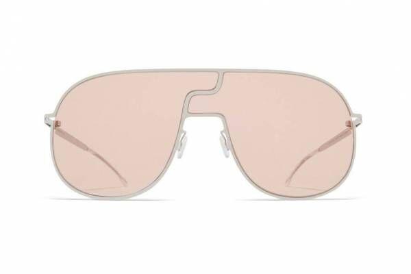 マイキータ20-21年秋冬新作アイウェア、左右非対称レンズやバイカラーフレームのサングラスなど