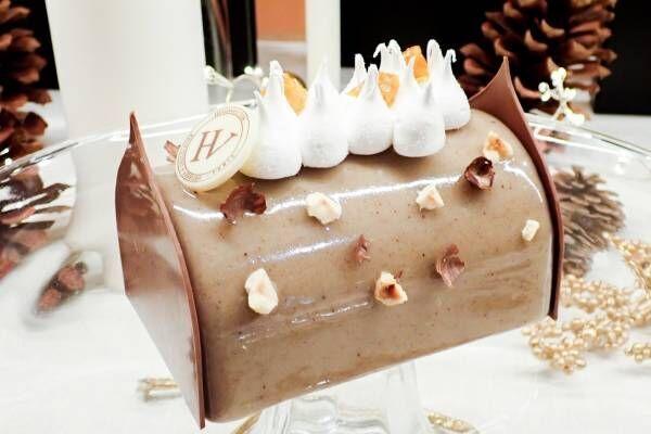 ユーゴ アンド ヴィクトールの2020年クリスマスケーキ、爽やかなオレンジ香るビッシュなど